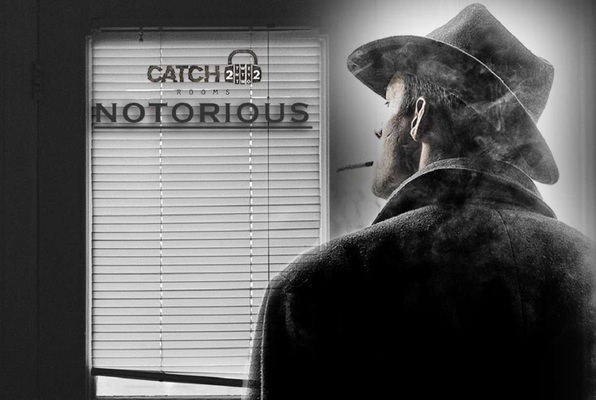 Notorious (Catch 22 Rooms) Escape Room