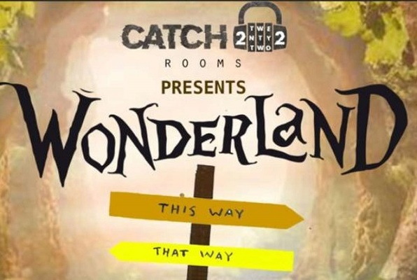Wonderland (Catch 22 Rooms) Escape Room