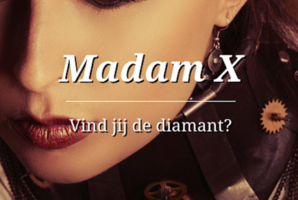 Квест Madam X
