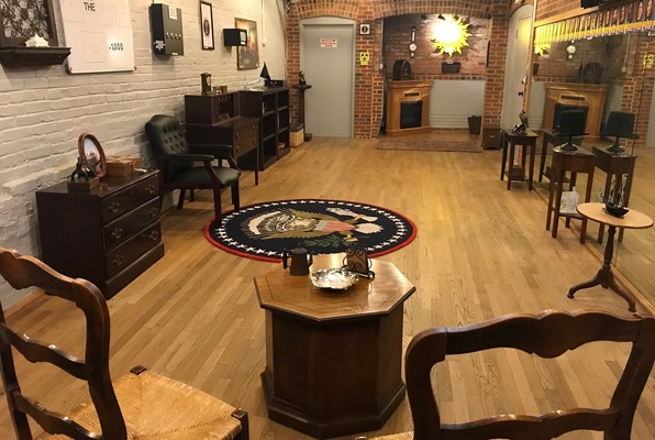 The President's Bunker (The Great Escape Room) Escape Room