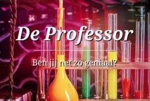 Квест De Professor