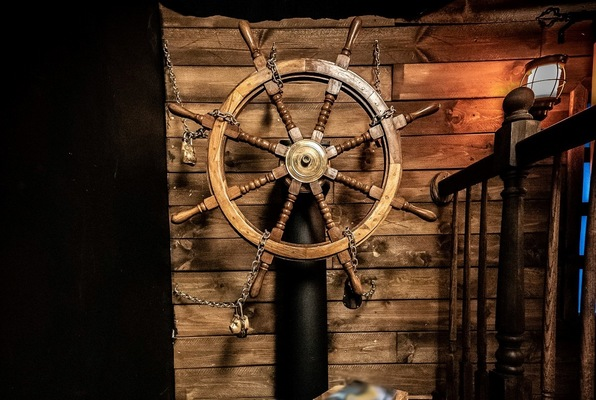 Maritime Mutiny (Escape Room Herndon) Escape Room