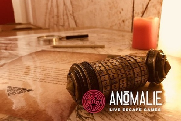 Leonardo Da Vinci (Anomalie Live Escape Games) Escape Room