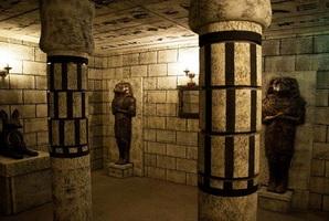 Квест Die Grabkammer