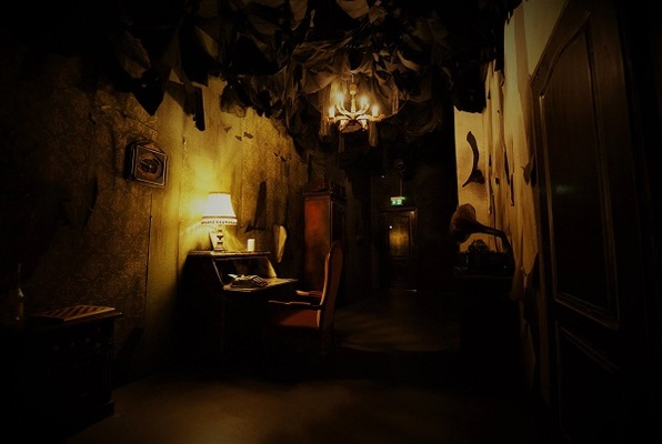 Das Geisterhaus (Actionworld) Escape Room