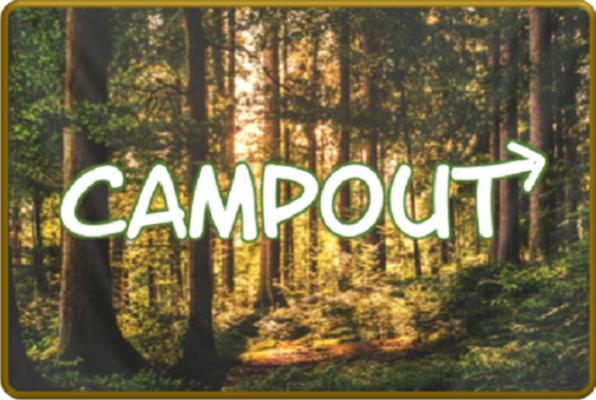 Campout (Think It Out Escape Rooms) Escape Room