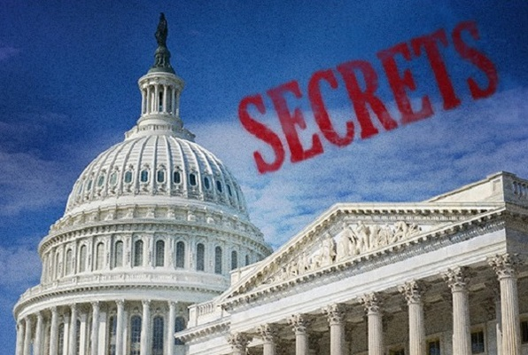 Government Secrets (Xscape Pods) Escape Room
