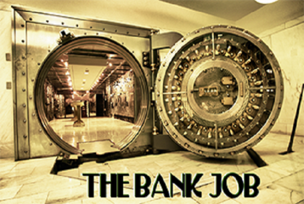 The Bank Job (Seattle Escape Games) Escape Room