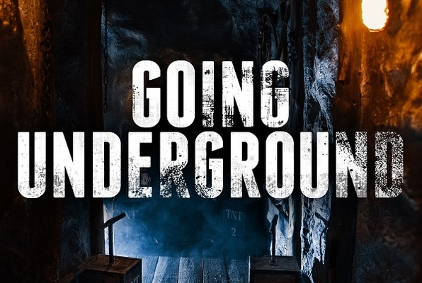 Going Underground (Crime Runners) Escape Room