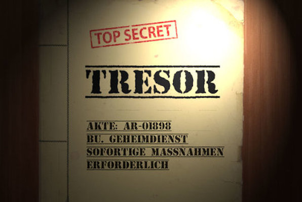 Tresor (AdventureRooms) Escape Room
