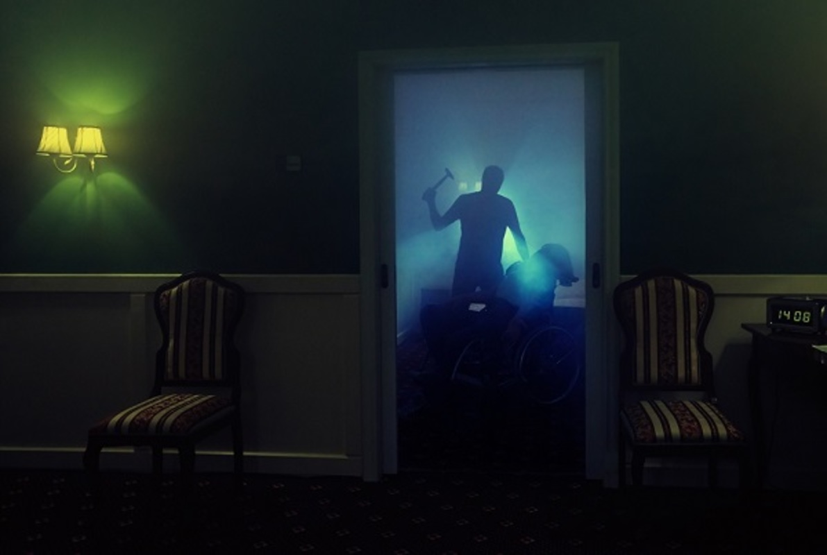 Das Zimmer 1408