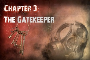 Квест Chapter 3: The Gatekeeper