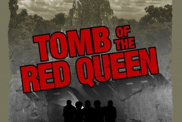 Tomb of the Red Queen