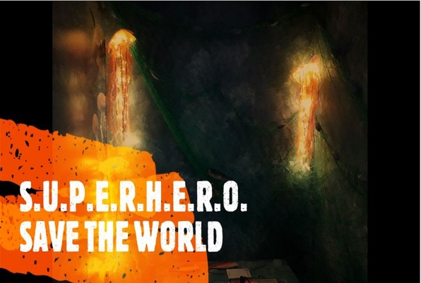 S.U.P.E.R.H.E.R.O. Save The World (Play-Time) Escape Room