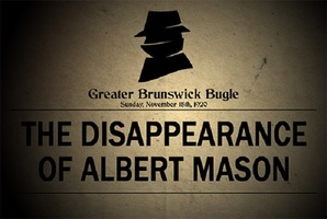 Квест The Disappearance of Albert Mason