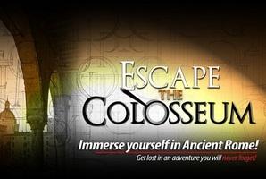 Квест Escape the Colosseum: The Underworld Maze