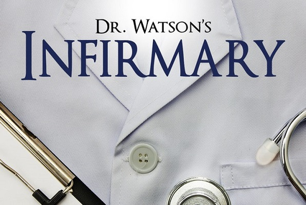 Dr. Watson's Infirmary (The Great Escape Room) Escape Room