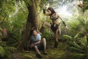 Квест Jungle Mystery