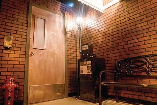 Last Stop (Red Door Escape Room Concord) Escape Room