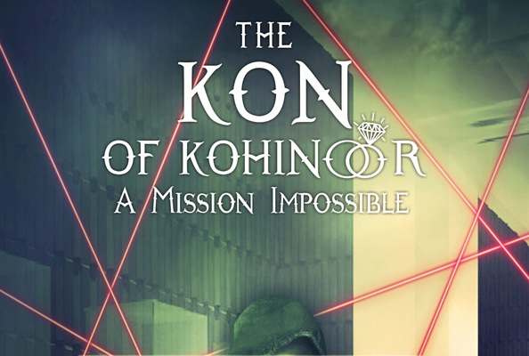 The Kon of Kohinoor (Mystery Rooms) Escape Room