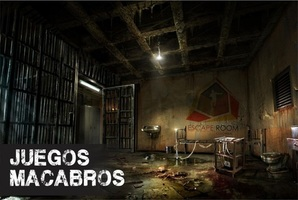 Квест Juegos Macabros