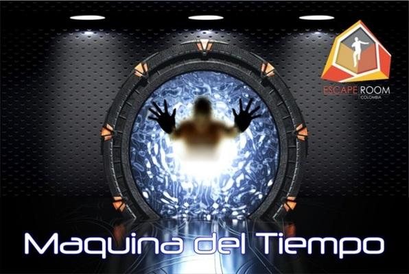 Maquina del Tiempo (Escape Room Colombia) Escape Room