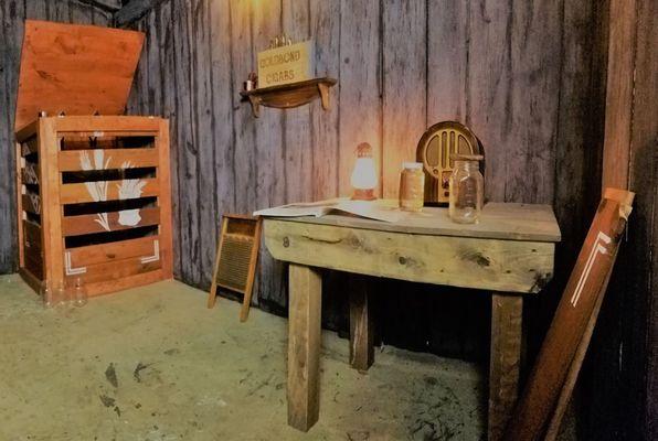 The Shine Shack (Speakeasy Escape Room) Escape Room