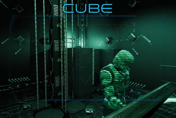 Escape Room Cube VR (Fusion Arena) Escape Room