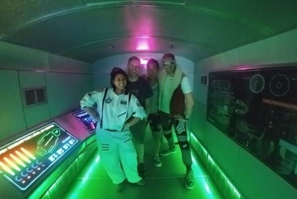 Space Bus (EscapeSF) Escape Room