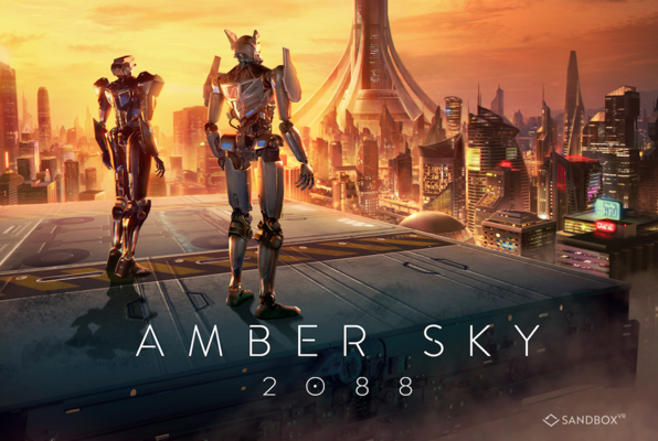 Amber Sky 2088 VR (Sandbox VR) Escape Room