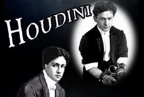 Квест Houdini's Book of Secrets