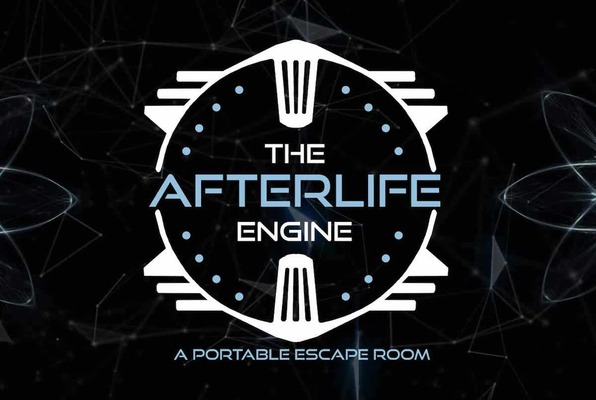THE AFTERLIFE ENGINE (THE AFTERLIFE ENGINE) Escape Room