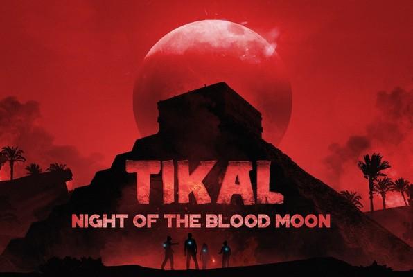 Tikal und die Nacht des Blutmondes VR