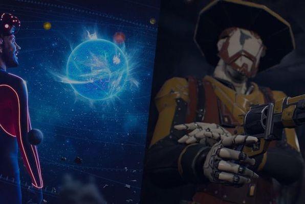 Alpha CentaVR + Revolvr2