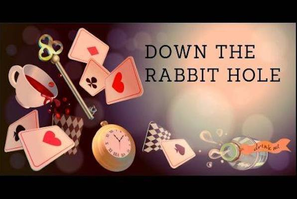 Down The Rabbit Hole (Amazing Escape Room Bloomfield) Escape Room