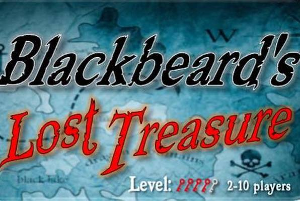 Blackbeard's Lost Treasure (Back in Time Escape Rooms) Escape Room