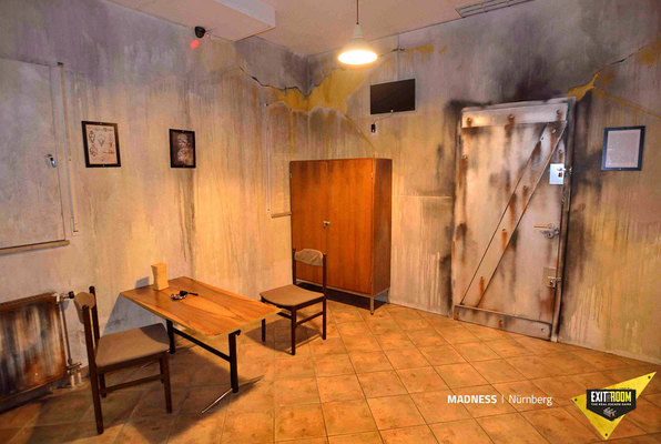 Madness (Exit the Room Klagenfurt) Escape Room