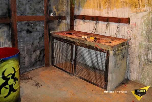 Murder (Exit the Room Klagenfurt) Escape Room