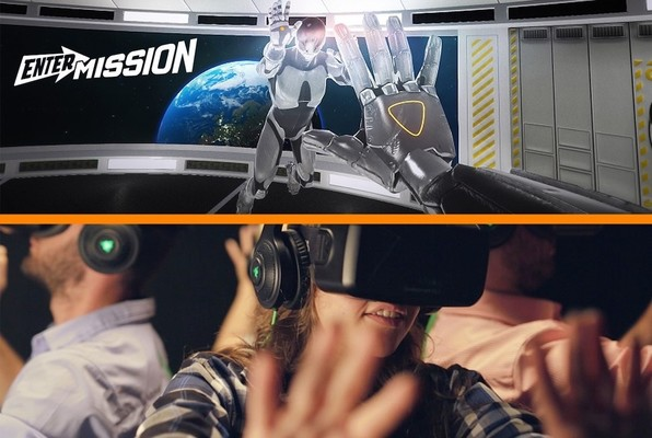 Space Heroes (Entermission Sydney - Virtual Reality Escape Rooms) Escape Room