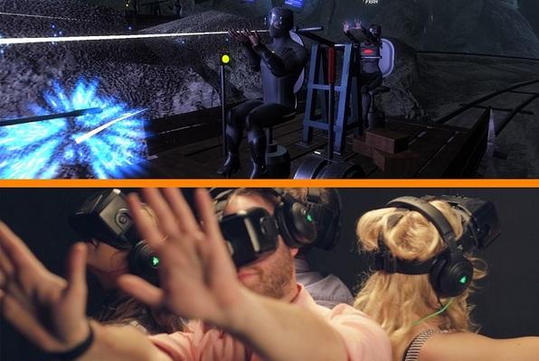 Mad Mind VR (Entermission Sydney) Escape Room