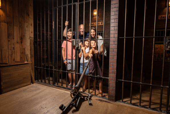 Jailhouse (North Texas Escape Rooms) Escape Room