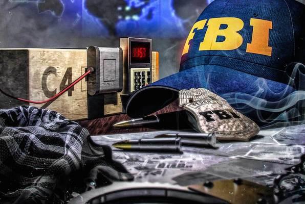 FBI (eXcape) Escape Room