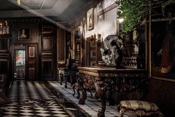 Victorian (eXcape) Escape Room