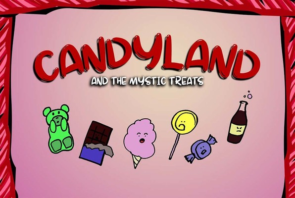 Escape to Candy Land (1 Hour to Escape) Escape Room