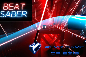 Квест Beat Saber VR