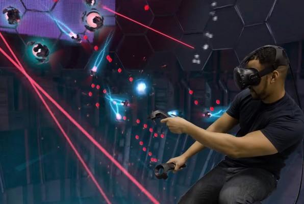 CyCom – Cybernet Combat VR
