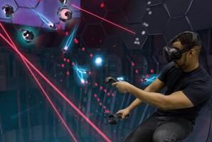 Квест CyCom – Cybernet Combat VR