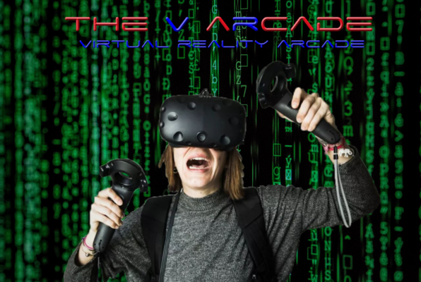 Richie's Plank Experience VR (The V Arcade) Escape Room