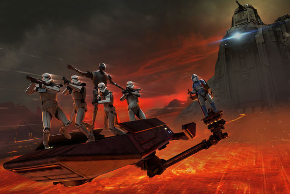 STAR WARS™: Secrets of the Empire VR