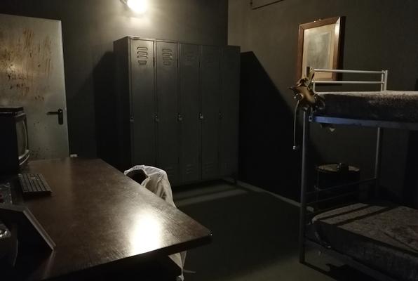 The Plague (Refugium Immendingen) Escape Room